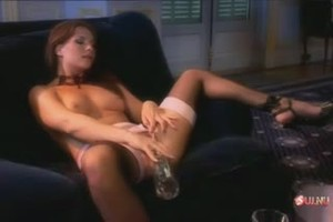 A gorgeous Asian in a group scene with lesbian elements