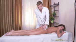 Самый скоротечный сеанс массажа