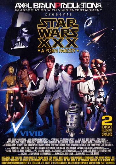 Parody star wars porn