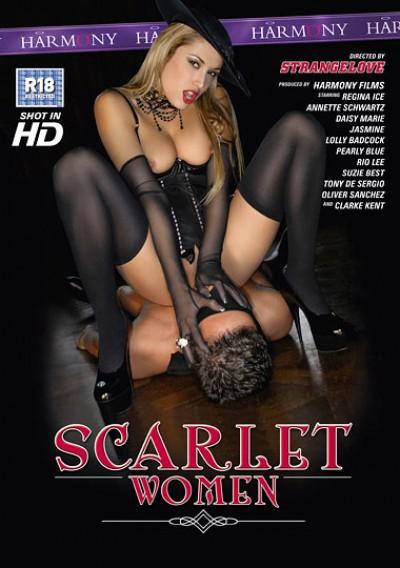 Порнофильм scarlet women