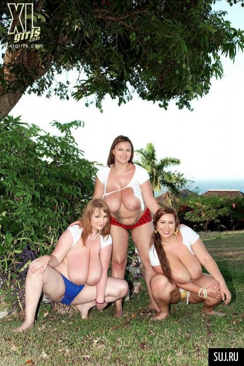 толстушки развлекаются фото