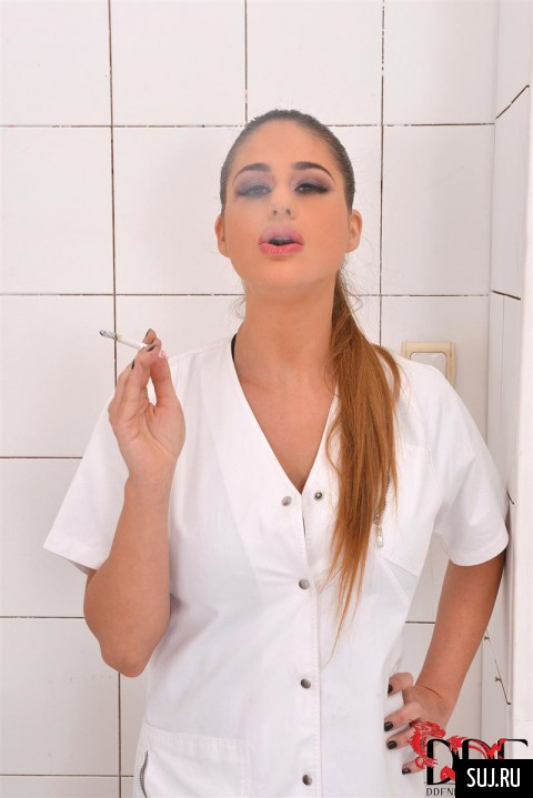 Cathy Heaven throats cock until the very last drop of cum on her face  1417249